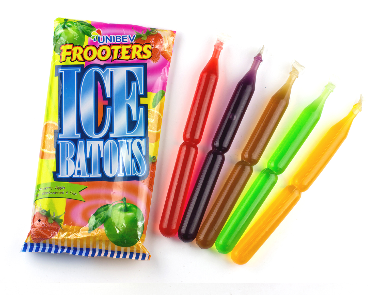 Frooters Ice Batons