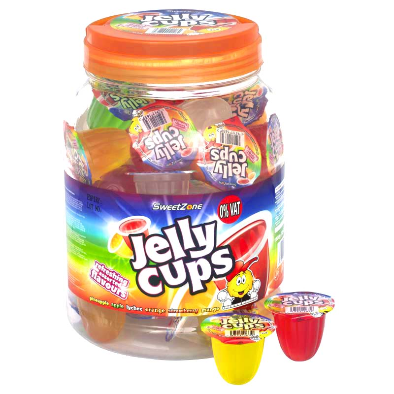 Jelly Cups Jars