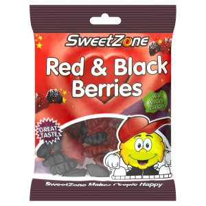 Red & Black Berries 90g