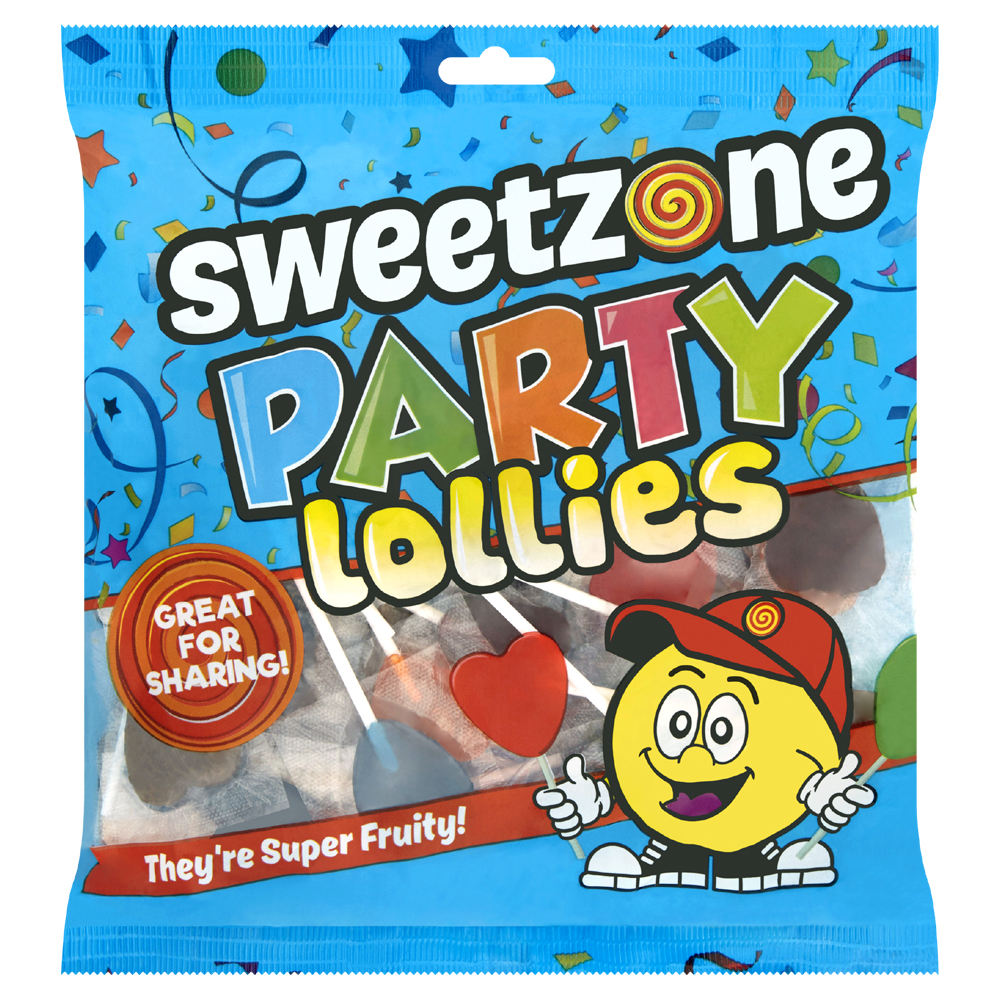 Sweetzone Party Lollies